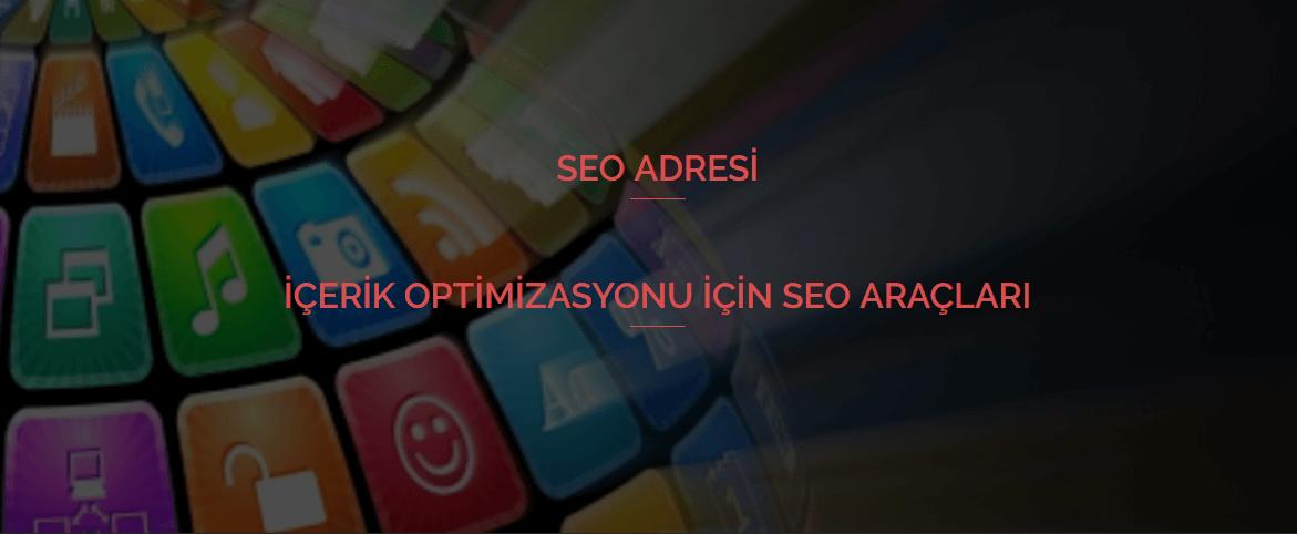 İçerik Optimizasyonu İçin SEO Araçları