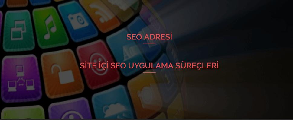 Site İçi SEO Uygulama Süreçleri