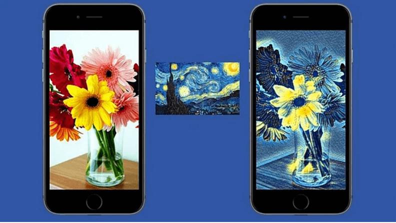 Fotoğrafları Sanat Eserine Dönüştüren Yapay Zeka