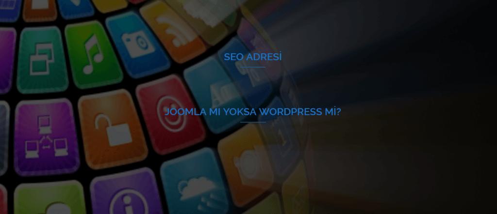 Joomla mı yoksa WordPress mi