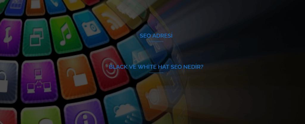 Black ve White Hat Seo Nedir?